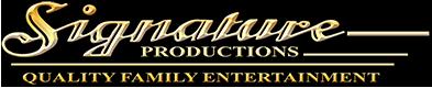 Signature Productions Logo